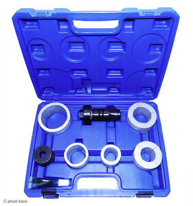 Exhaust Pipe Stretcher Tool Kit Automotive Tools Impact Expander Set
