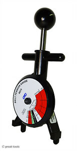 Automotive Belt Tension Gauge Tool Stops Squealing Accessory Drive Belts