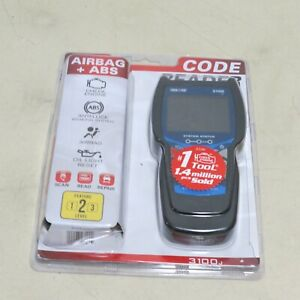 Innova 3100jt Scanner Code Reader Auto Diagnostic Tool Airbag Abs