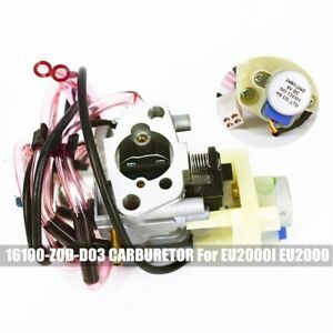 16100 z0d d03 New Carburetor Carb For Hd Eu2000i Eu2000 Home Power Generator Us