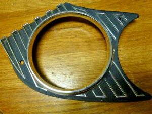 Nos 1959 Lincoln Continental Lh Headlight Bezel Moulding 1017903 Nice