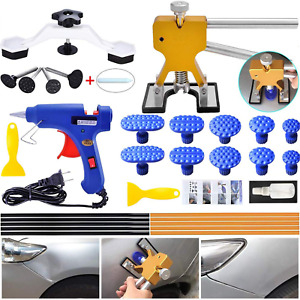 New Auto Paintless Car Dent Remover Repair Kits Slide Hammer Puller Removal Tool
