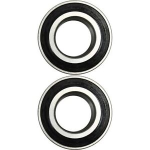 New Set Of 2 Wheel Bearings Front Or Rear Driver Passenger Side For Civic Pair