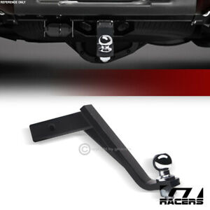 9 Drop Trailer Towing Hitch Loaded Ball Mount Pin Clip With 2 Receiver G10