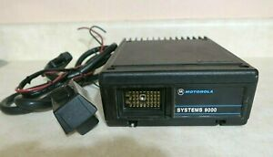 Motorola Astro Spectra Pa Siren Hln1439d With Hkn4363c Cable