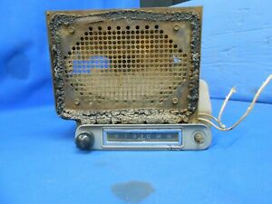 1954 1955 Chevrolet Truck Radio Core Chevy 1st Series Am