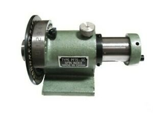 5c Precision Collet Spin Index Fixture Milling Collets