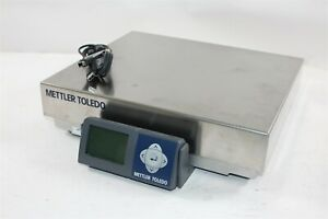 Mettler Toledo Bc60 150lb X 0 05lb Capacity Stainless Steel Usb Shipping Scale