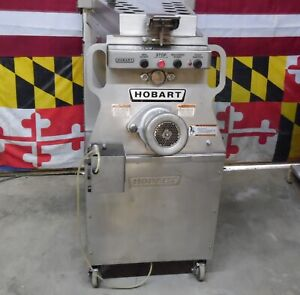Hobart Mg1532 Meat Grinder Mixer Chopper 208v 3 Phase