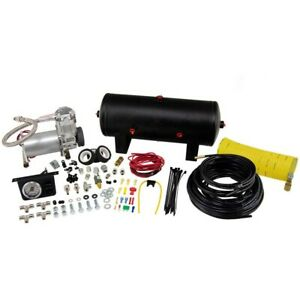 25690 Air Lift New Suspension Compressor Kit For Chevy Avalanche Suburban C1500