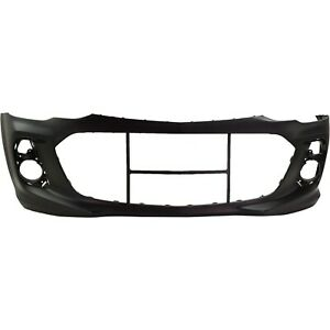 42525595 New Bumper Cover Facial Front For Chevy Sedan Chevrolet Sonic 2017 2018