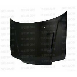 Seibon Zc Style Carbon Fiber Hood For 1988 1991 Honda Civic Hb Crx