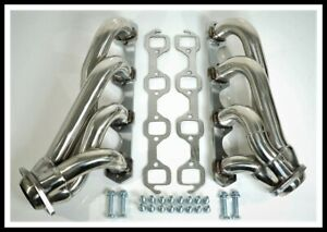 Sbf Ford 289 302 351w Stainless Street Rod Exhaust Headers Mao 17s