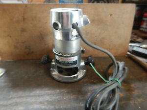 Vintage Porter Cable Rockwell Woodworking Router With 1 2 Collet