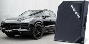 Electronic Adaptive Air Suspension Lowering Control Module System Kit Cayenne E3