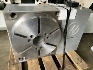 Used Haas Hrt 310b Fourth Axis Rotary Table 2007