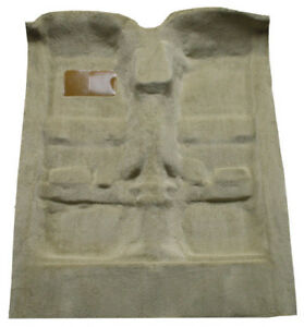 2001 2011 Ford Crown Victoria Vic Molded Carpet W Heel Pad Acc