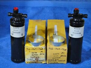 1966 1968 Plymouth Dodge Chrysler Imperial Mopar Ac Driers Nos Nors