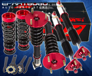 13 14 Lexus Gs350 Vip Ride Drop Height Adjustable Coilover Damping Assembly Kit