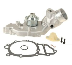 Uro Engine Cooling Motor Coolant Water Pump W Gasket New For Porsche 944 Turbo