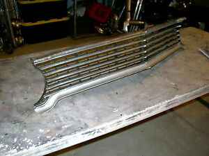 1965 Buick Special Grill 65 Buick Grille Fd19 4 19