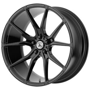 4 asanti Abl 13 Vega 20x8 5 5x4 5 38mm Gloss Black Wheels Rims 20 Inch