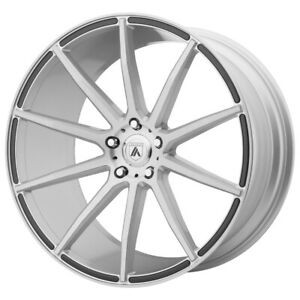 4 asanti Abl 20 Aries 20x8 5 5x120 38mm Brushed Wheels Rims 20 Inch
