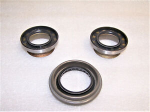 Dana 60 Pinion Seal With Axle Tube Seals Kit Ford Chevy Dodge Free Shipping
