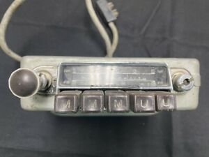 Becker Europa Radio For Mercedes W121 190sl
