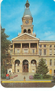 HILLSDALEMICHIGAN HILLSDALE COUNTY COURTHOUSE MICH H $1.00