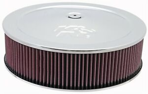 K N Filters 60 1260 Custom Air Cleaner Assembly