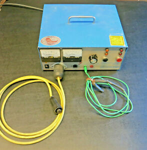 Sotcher 568 Hi pot Continuity Tester With Clamp And Cable