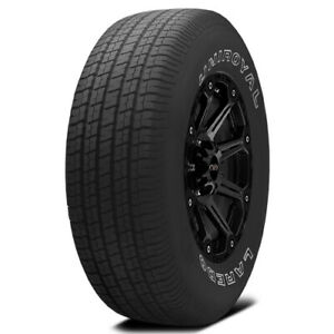 2 new P235 70r15 Uniroyal Laredo Cross Country Tour 102t B 4 Ply Owl Tires