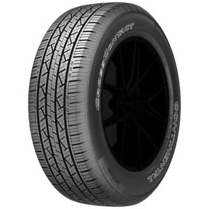 4 245 65r17 Continental Cross Contact Lx25 107t White Letter Tires