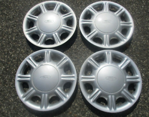 Factory Original 1995 To 1998 Ford Taurus 15 Inch Hubcaps Wheel Covers