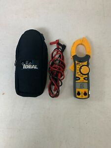 Ideal 61 746 Pro Clamp Meter 600 Amp Ac With Ncv And Trms