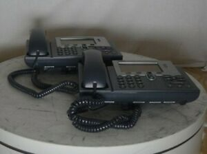 Lot Of 2 cisco 7941 Cp 7941g Digital Display Ip Office Phone See Notes