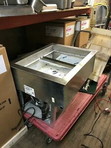 Wells Drop in Refrigerated Cold Pans Rcp 7200 Never Been Used