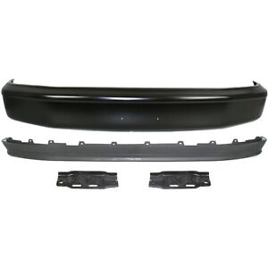 New Bumper Face Bar Kit Front F150 Truck F250 F350 Ford F 150 F 250 Bronco F 350