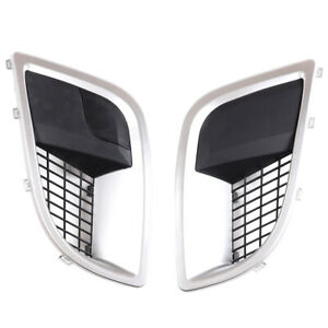 Pair Front Bumper L R Side Outer Grille Cover Fit For Buick Regal Gs 2012 2017