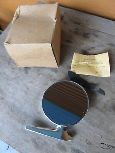 Nos Nors 1960 s Oldsmobile Chrome Side Mirror 1965 1966 1967