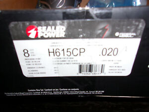 Chevy 400 406 Pistons 020 5 7 Rod Speed Pro H615cp