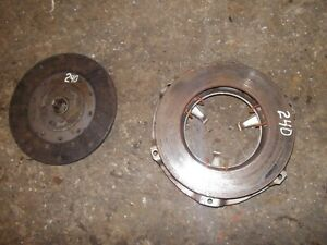 Farmall International 240 Rc Tractor Clutch Pressure Plate Assembly