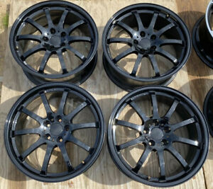 Rays Engineering A34 Forged Made In Japan 19x8 5 35et 5x114 3 Nismo Nissan