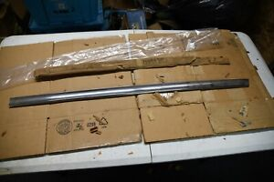 Nos Mopar 1951 52 Chrysler Desoto Dodge 4 Door Left Front Door Molding
