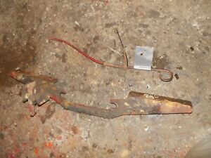 Farmall International 240 Rc Tractor Ih Brake Lock Assembly Bracket