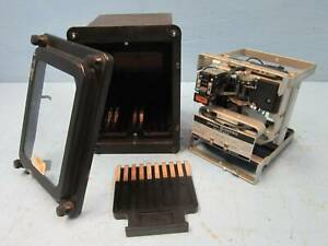 General Electric 12iav51a7a Voltage Relay 12 Iav 51a7a Ge Iav 208 Volt 60 Cycles