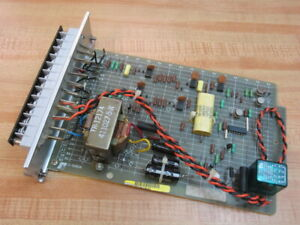 Reliance Electric 0 52806 Overspeed Board O 52806