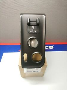15 19 Chevrolet Silverado Trailer Brake Controller Switch W Black Panel New Gm