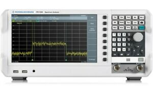 Rohde Schwarz Fpc1500 3ghz Spectrum Analyzer Fpc1500 03